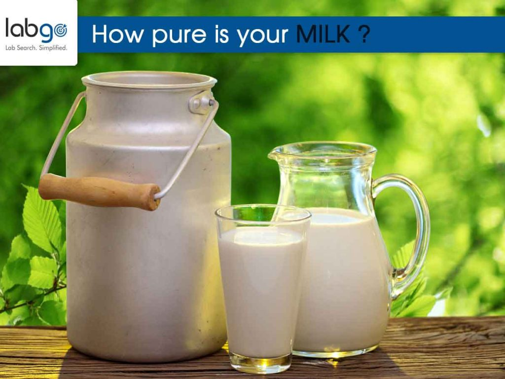 How pure is your milk