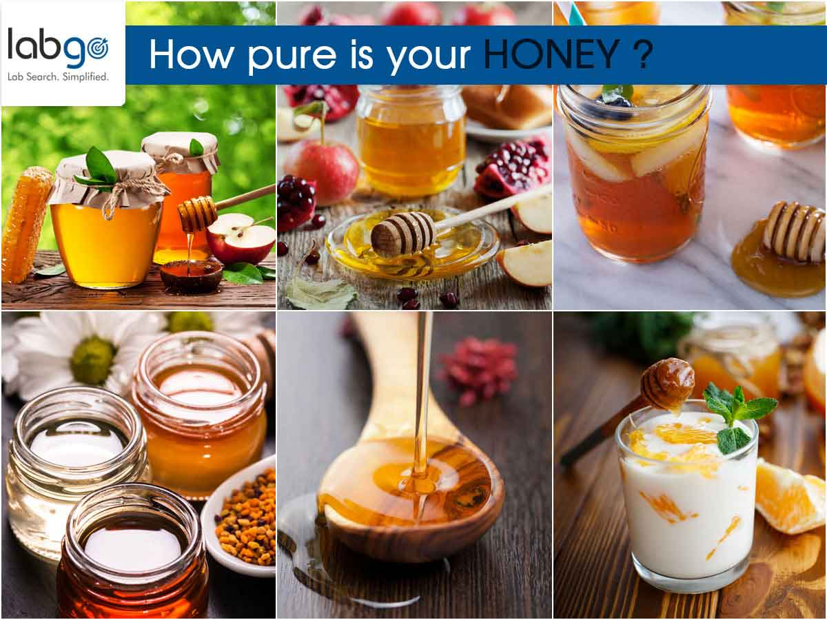 How Pure is your Honey