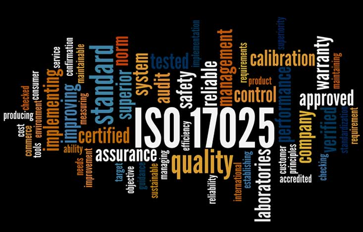 Does an ISO 17025 accreditation help a business?
