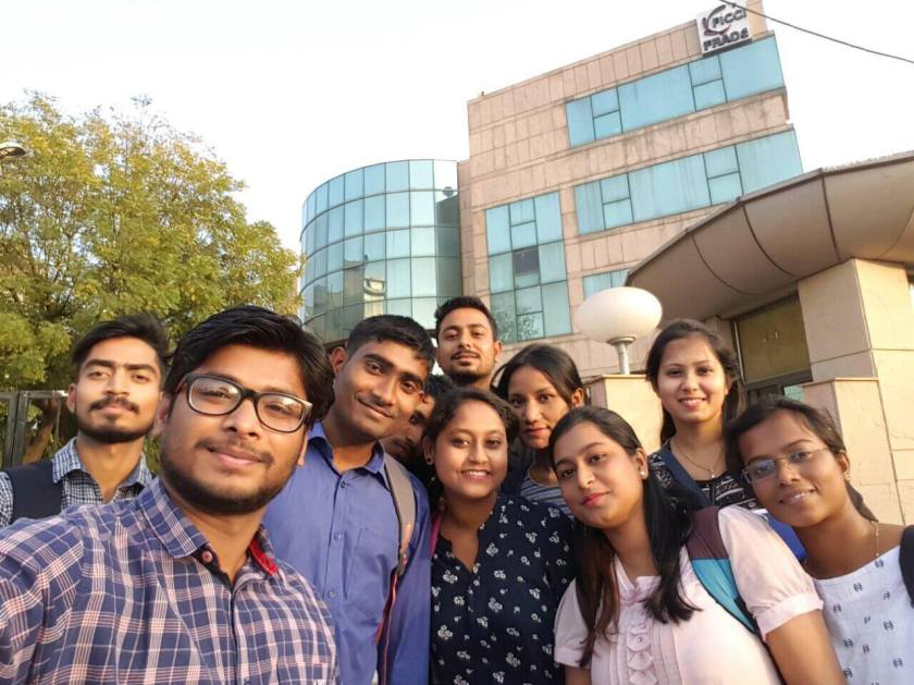 Summer Training at FICCI Research & Analysis Centre
